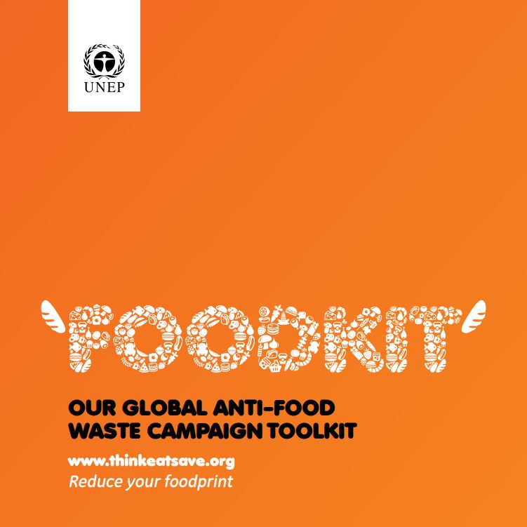 Our global anti-food waste campaign toolkit