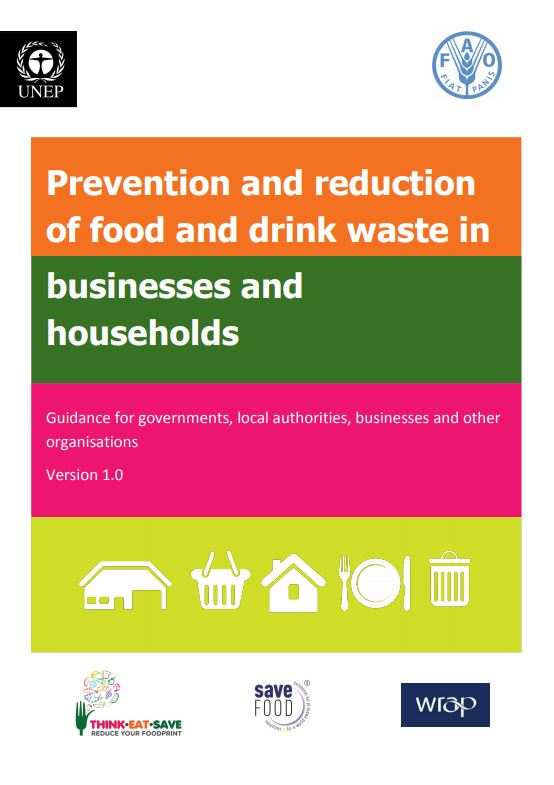 Prevention and Reduction of Food and Drink Waste in Businesses and Households