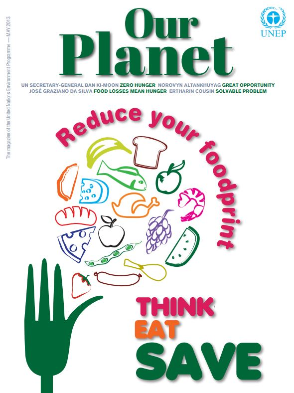 Our Planet May 2013